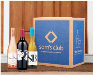 ウォルマートの会員制倉庫店事業部門「サムクラブ」で取り扱うワイン