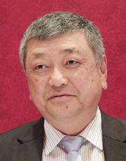 オール日本スーパーマーケット協会会長   コプロ株式会社 代表取締役社長   田尻一氏